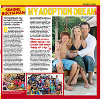 Simon Buchanan My Adoption Dream
